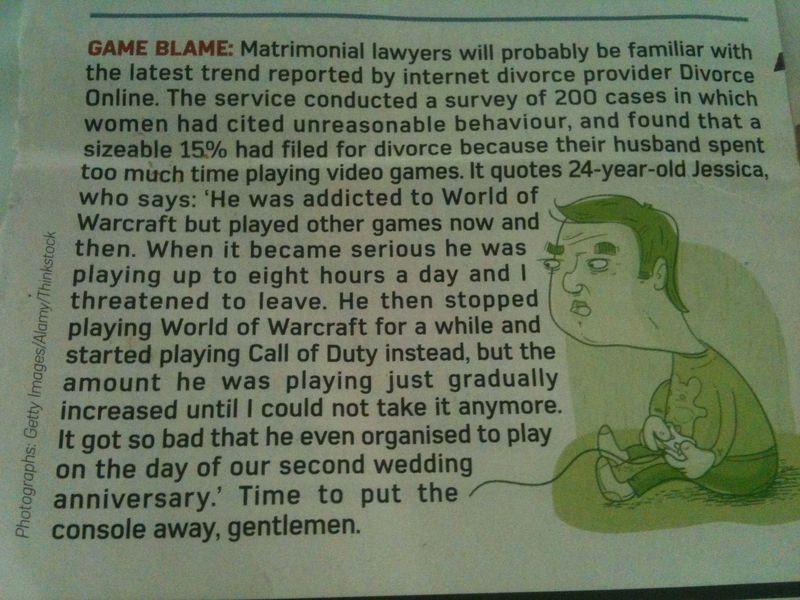 Gameblame